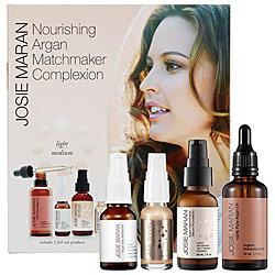 Josie Maran Nourishing Argan Matchmaker Complexion Kit $64